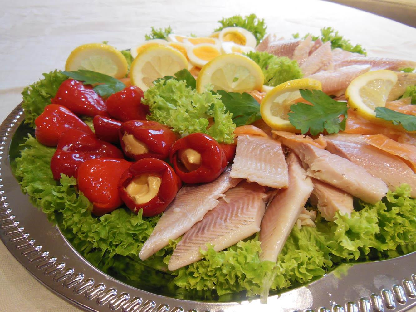 Fischplatte von Grillmeister Pausch
