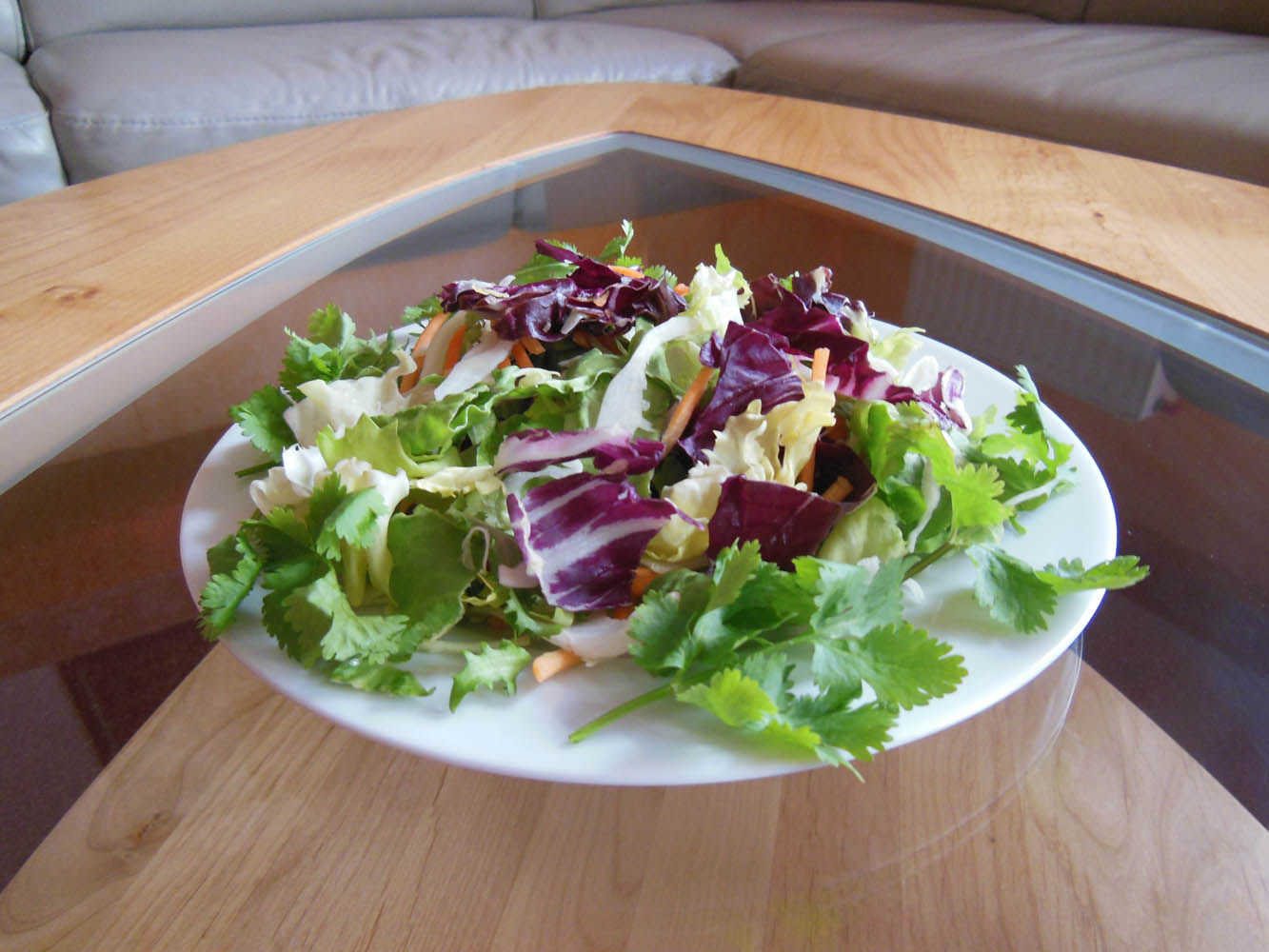 Catering / Partyservice Menü Fürth mit grünem Salat