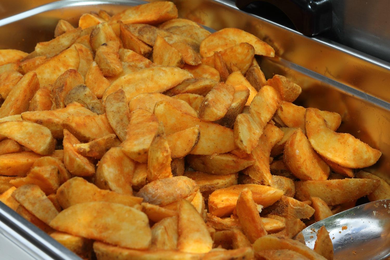 Potato Wedges von Grillmeister Pausch Nürnberg
