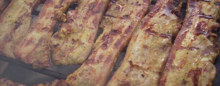 Catering / Partyservice Menü Fürth mit Grillfleisch