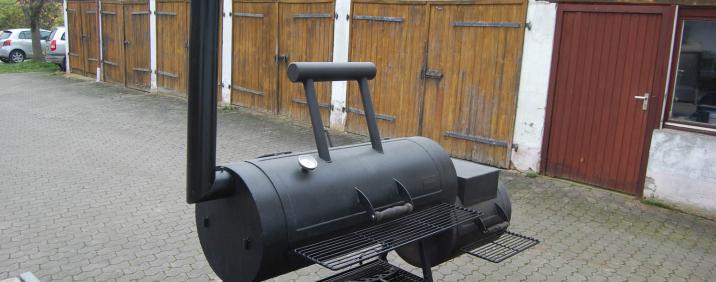 Smoker mieten bei Grillmeister Pausch