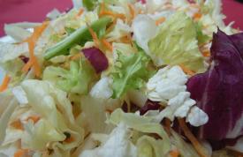Grüner Blattsalat von Grillmeister Pausch