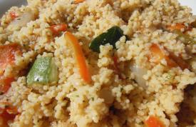 Couscous Salat von Grillmeister Pausch