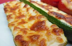 Gefüllte Zucchini von Grillmeister Pausch Nürnberg