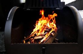 Smoker Feuerbox