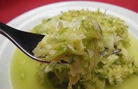 Krautsalat mit feiner Kümmelnote